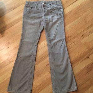 American Eagle Gray Pants Women's Size 6